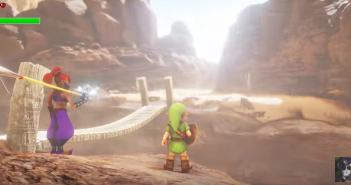 Gerudo Valley Unreal Engine