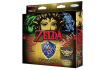 EB Games LoZ Trading Cards Box