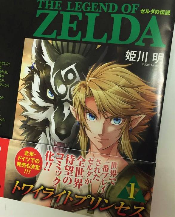 Twilight Princess Vol1