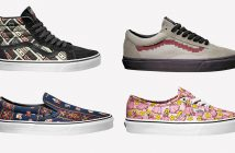 Nintendo + Vans Sneakers