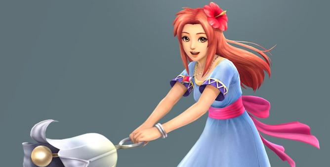 Link's Awakening DLC Marin