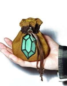 Dungeon of Geek's Rupee Coin Purse