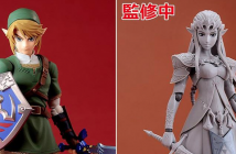 Twilight Princess Link and Zelda Figma Figures