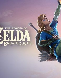 Breath of the Wild Artwork