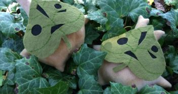 Cutesy Kats' Makar Plush Toy