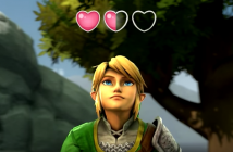 "Link in ""Link's Health Trouble"""