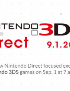 Nintendo 3DS Direct Banner