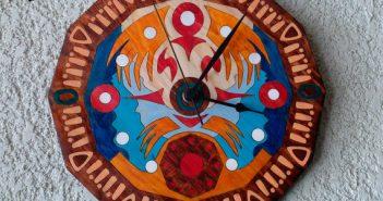 VGameCraft's Clock Tower Wall Clock