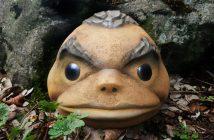 Masenko Props' Goron Mask