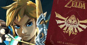 Legend of Zelda: Art and Artifacts Book