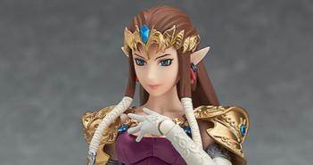 Twilight Princess Zelda Figma