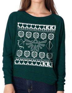 PressThreads Zelda Sweater