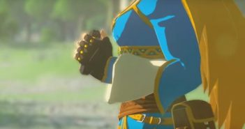 Mysterious Female Character in Latest Breath of the Wild Trailer
