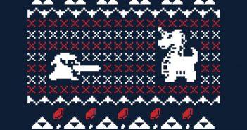 GamingShirts Zelda Sweater Design