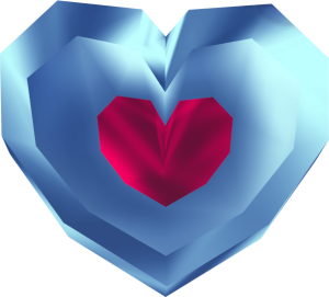 Majoras Mask Heart Pieces