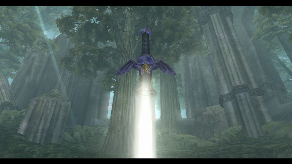twilight princess walkthrough master sword
