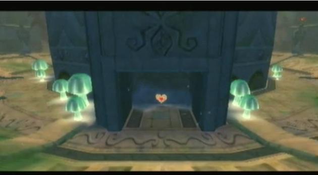 legend of zelda skyward sword heart pieces