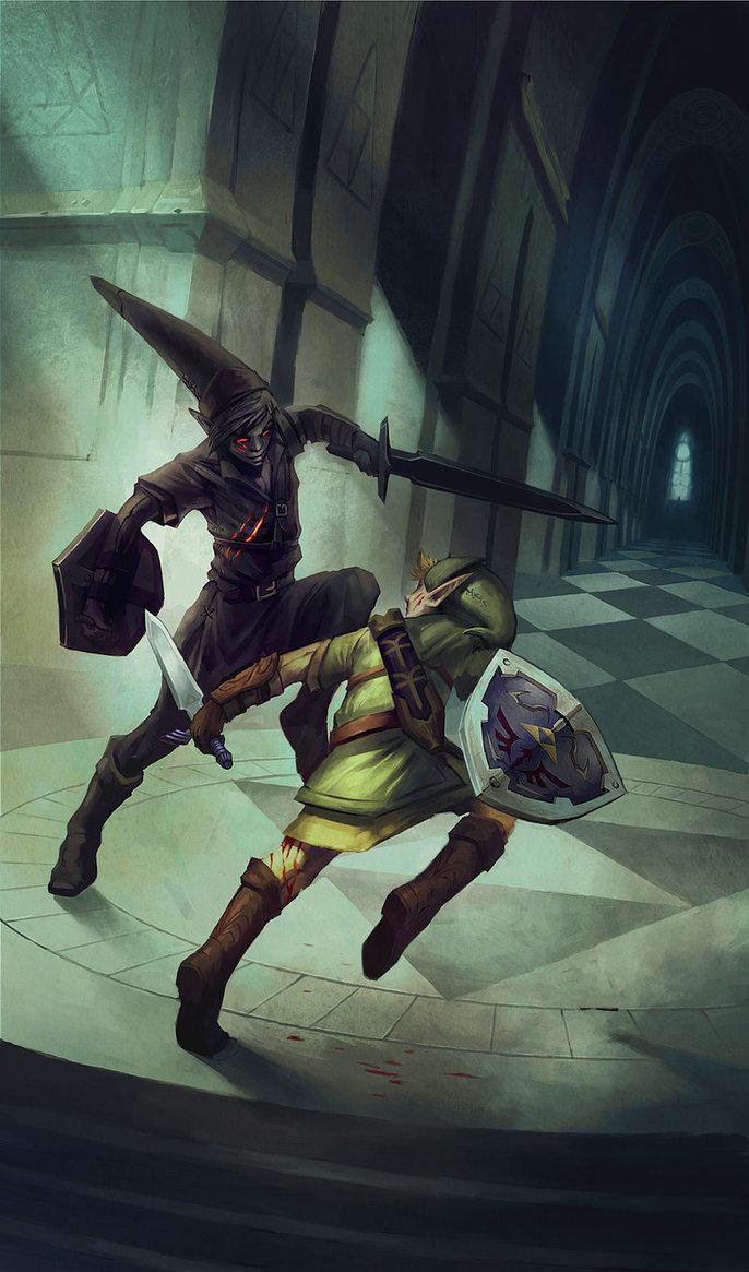 Legend Of Zelda Fan Art