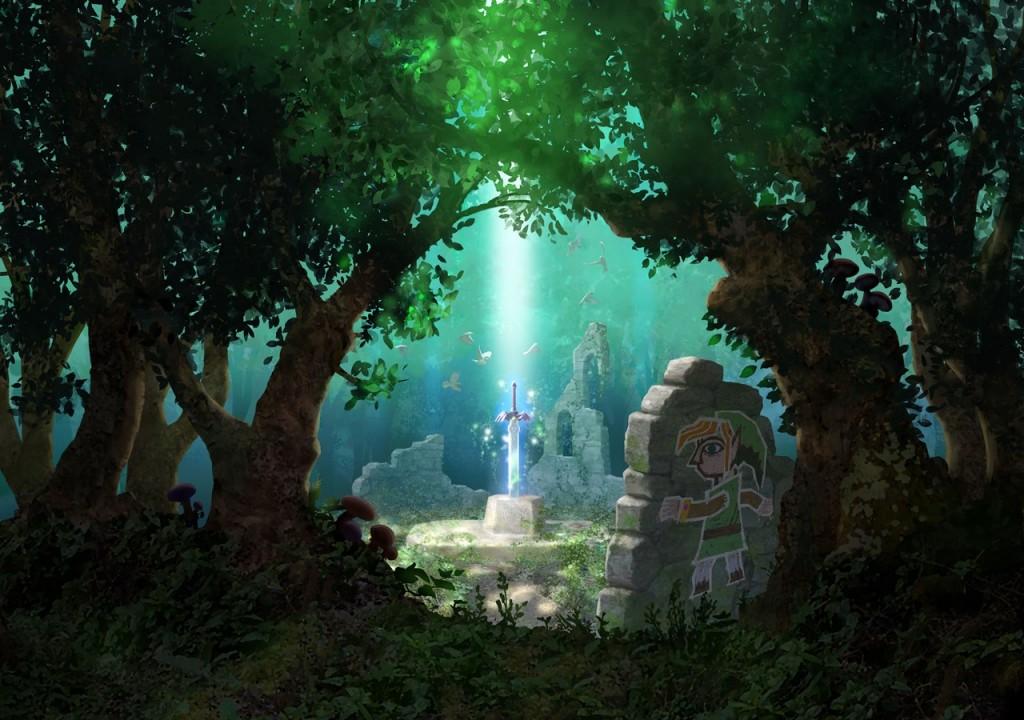 link between worlds heart locations