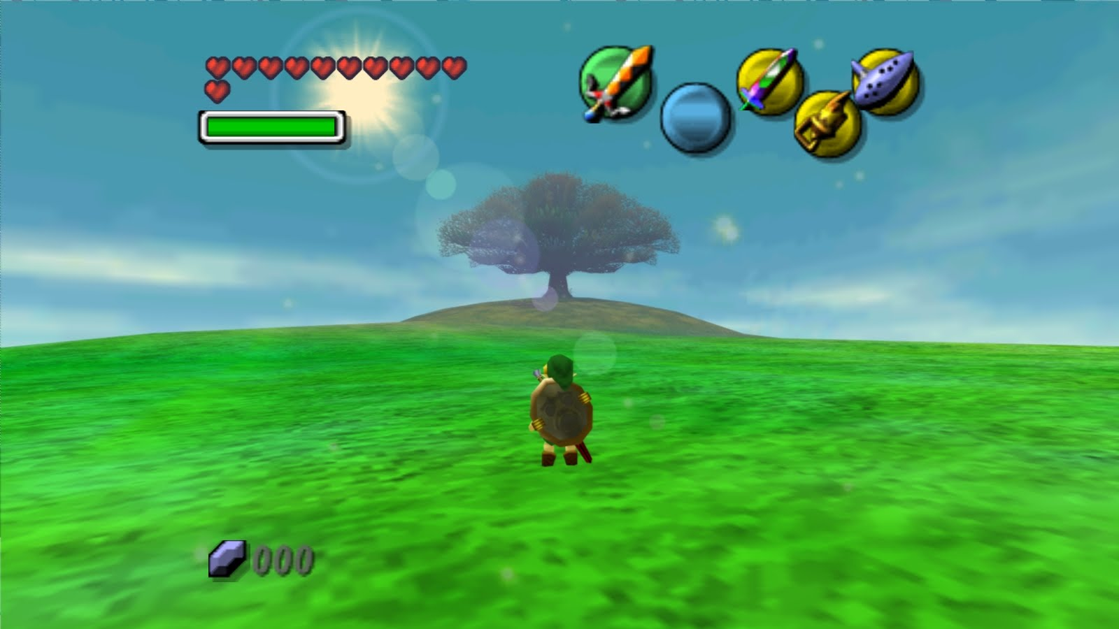 Image result for majora's mask screenshots