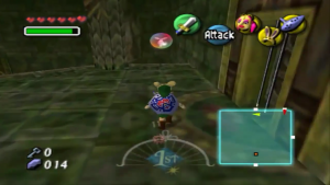 majoras mask stray fairies woodfall temple