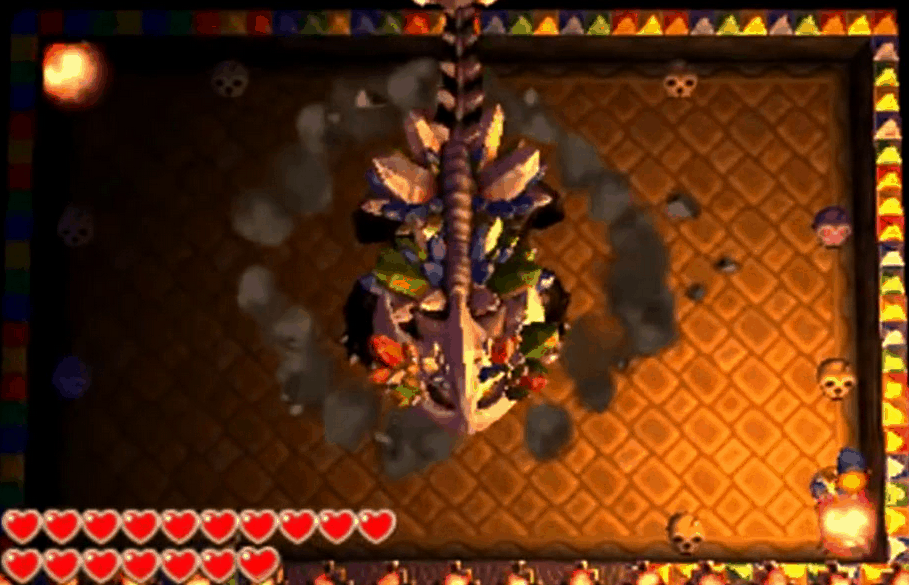 Dark Palace: Gemesaur King