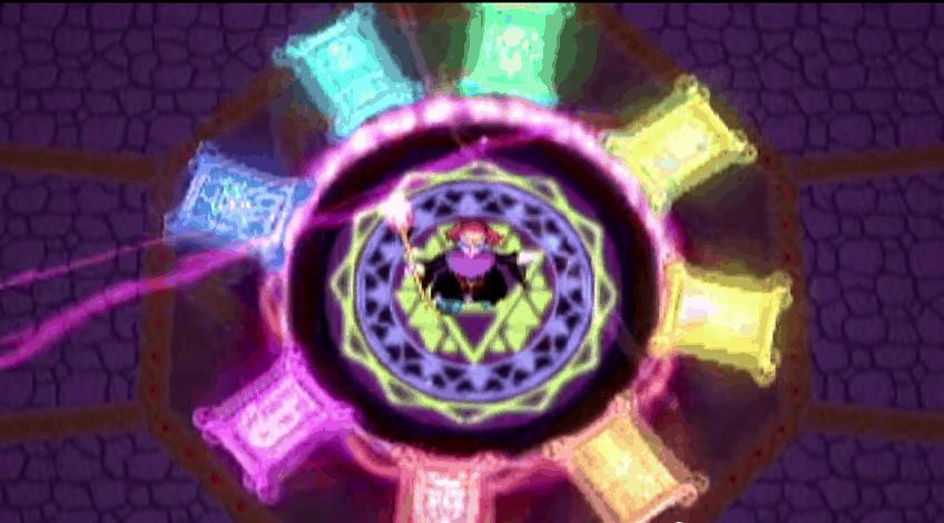 a link between worlds yuga boss fight hyrule castle