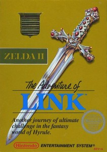 list of legend of zelda games