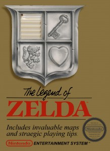 list of zelda games