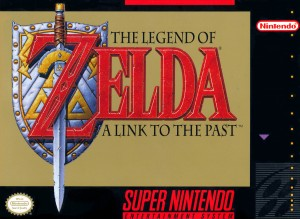 list of all zelda games