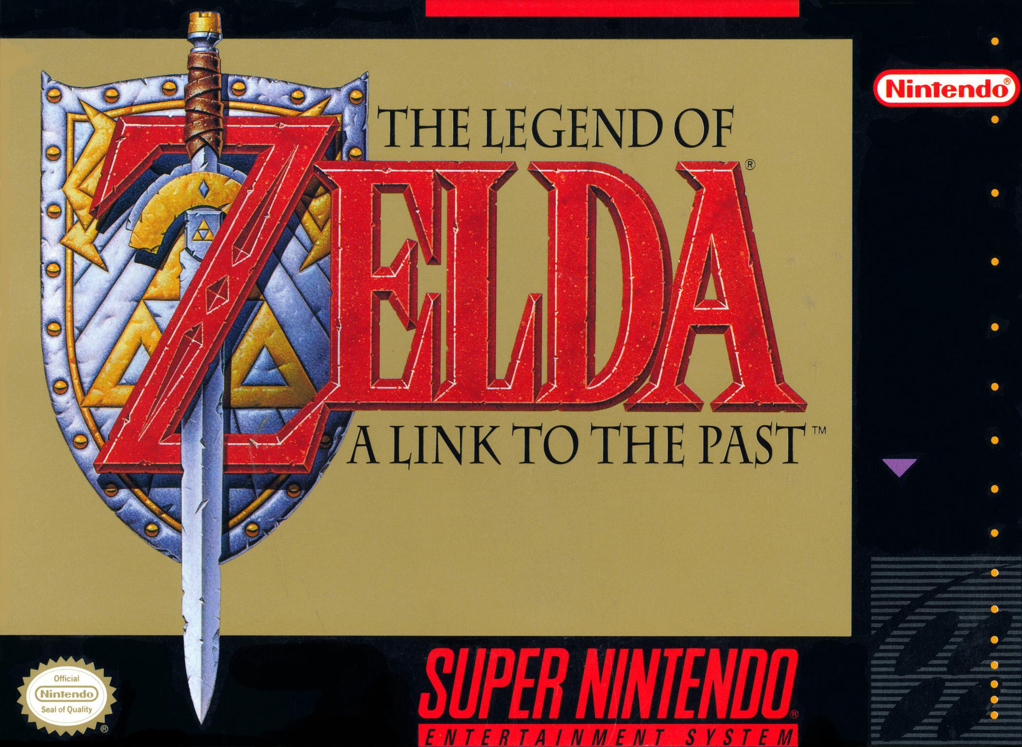 list of zelda games | all legend of zelda games