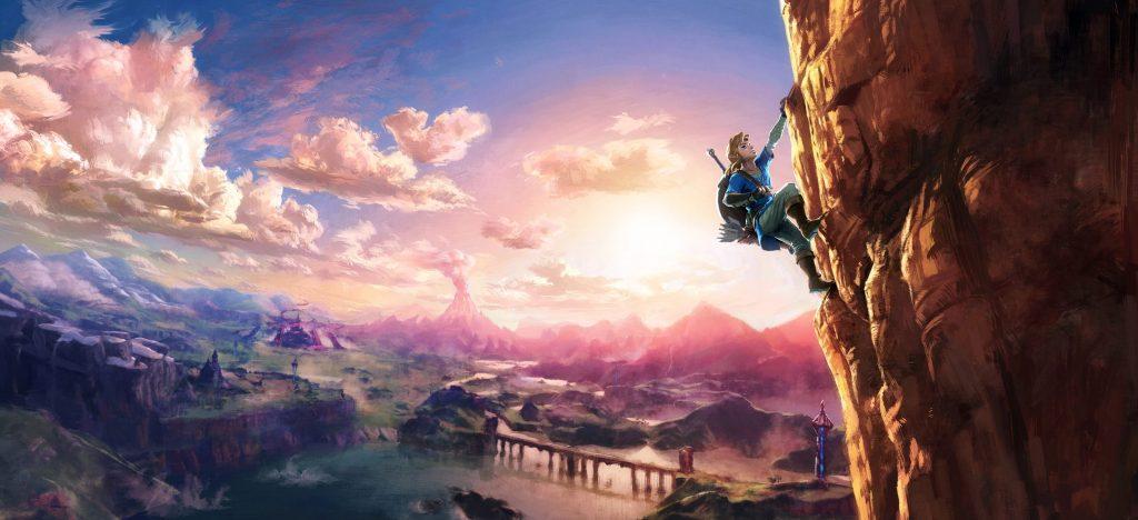 Legend of Zelda U/NX Artwork
