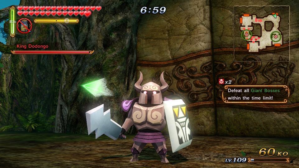 Review Toon Zelda In Hyrule Warriors